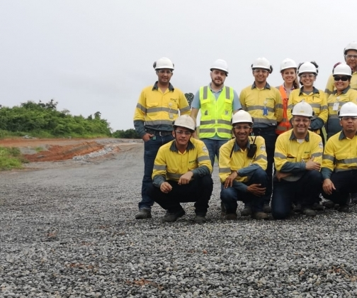 Treinamento em Inspeção e Monitoramento de Barragens de Rejeito na Avanco