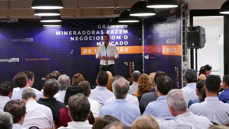 Inaugurado o Mining Hub - inovação para a mineração brasileira