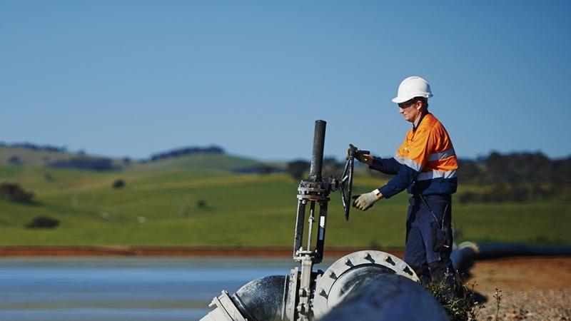 Foco na fiscalização de barragens