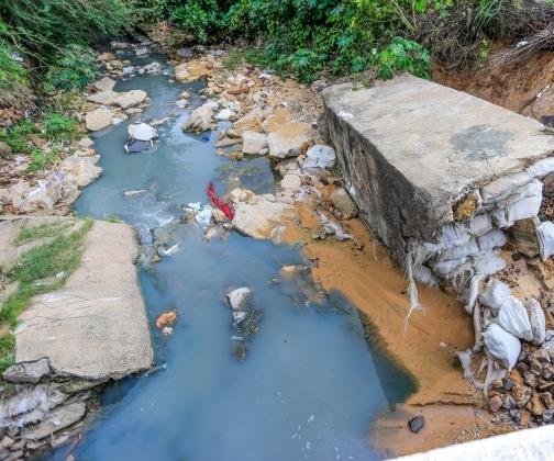 Estudo revela que déficit sanitário prejudica águas subterrâneas