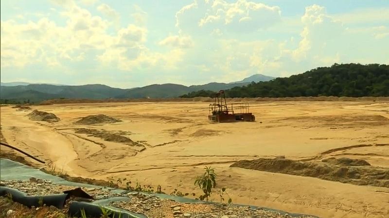 Copasa começa recuperação de barragens abandonadas em Rio Acima, na Grande BH