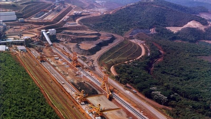 Vale tem autorização da Justiça para reiniciar operação na mina de Brucutu
