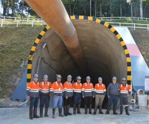 Nexa realiza evento oficial de construção do Projeto Aripuanã