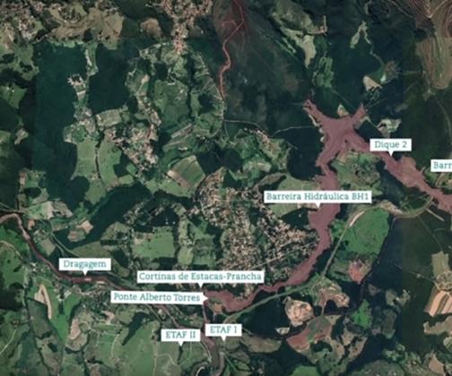 Vale iniciou obras do novo sistema de captação no rio Paraopeba
