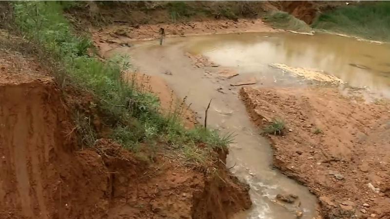 Menos de 0,5% das barragens do ES possuem cadastro de segurança ambiental