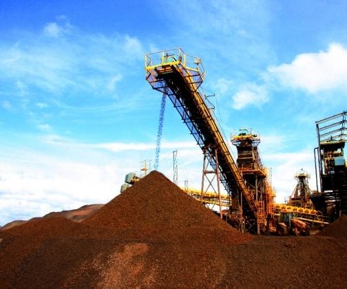 Exportações de minério de ferro alcançam 275 milhões de toneladas